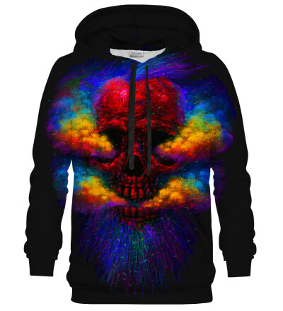 Explosion hoodie