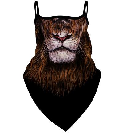 King bandana face mask