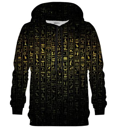 Hieroglyphs hoodie