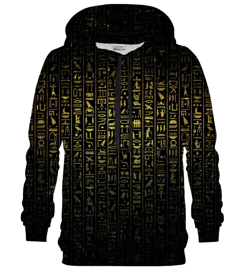 Bluza z kapturem Hieroglyphs