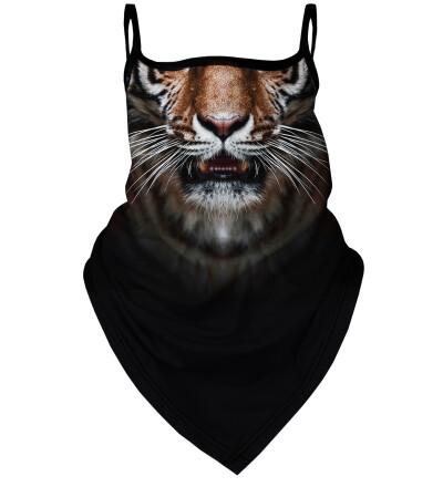 Lion bandana face mask