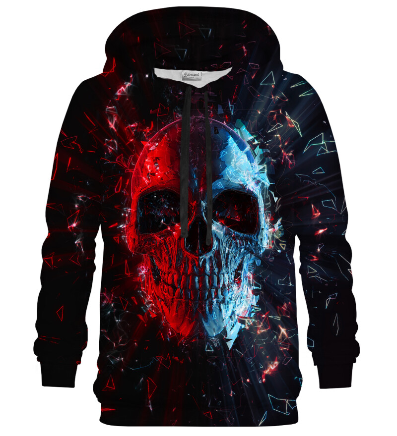 Glass Skull hoodie