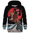 Fish hoodie
