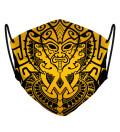 Maseczka Golden Polynesian