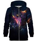 Bluza z zamkiem Galactic Beauty