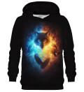 Inner Fight Black hoodie
