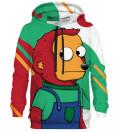 Pedro hoodie