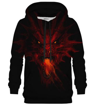 Fire Dragon hoodie