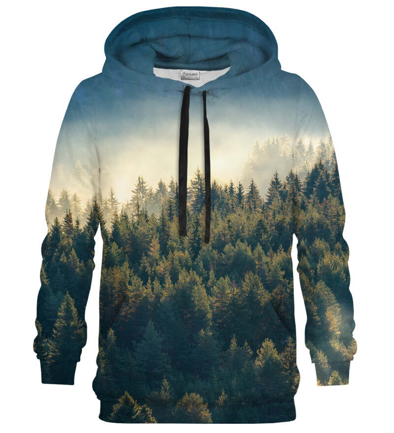 Mystery Nature hoodie