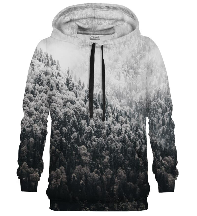 Bluza z kapturem Winter Forest