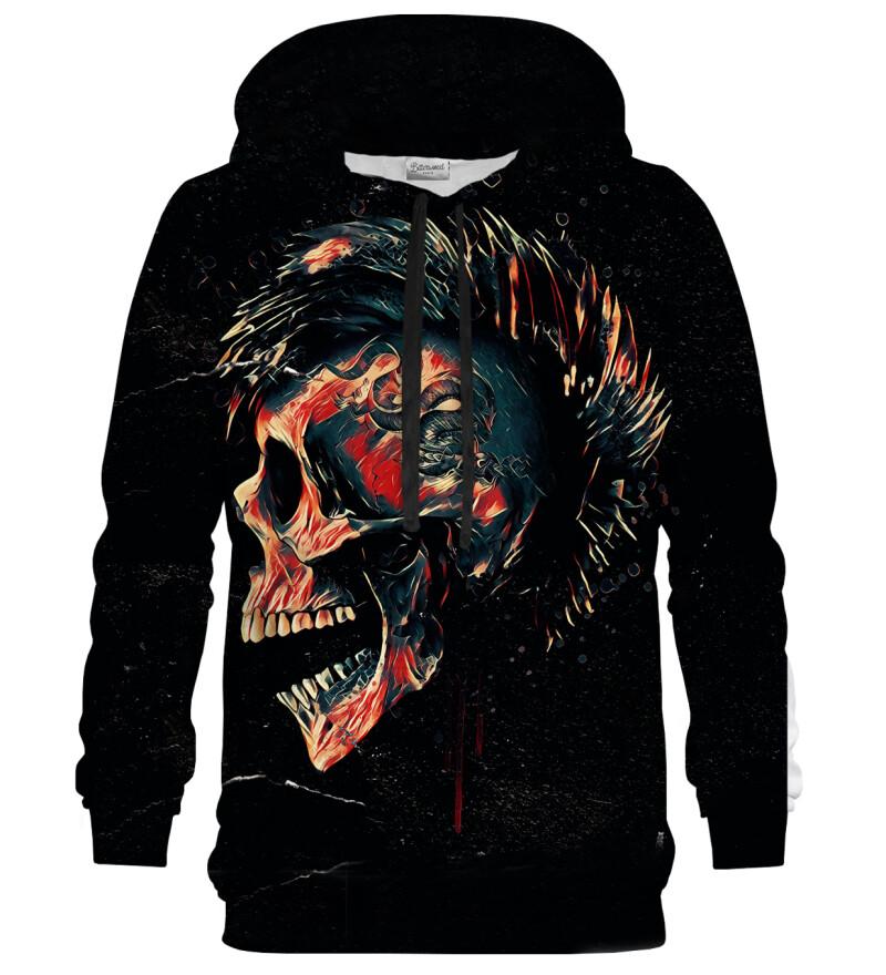 Punk hoodie