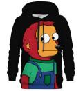 Pedro Black hoodie