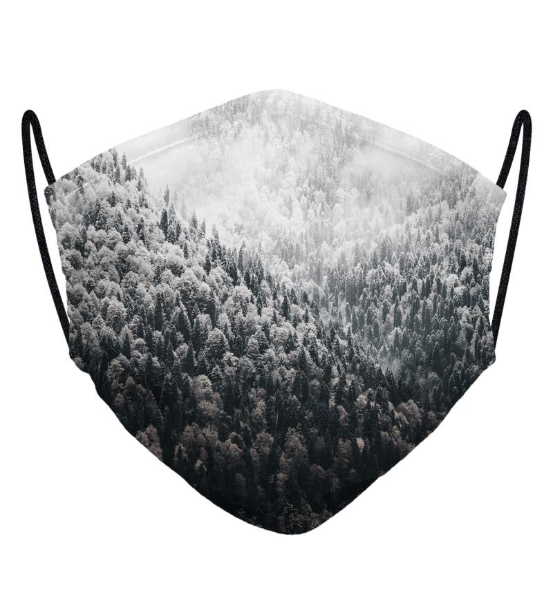 Maseczka Winter Forest