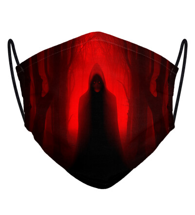 Daemon face mask