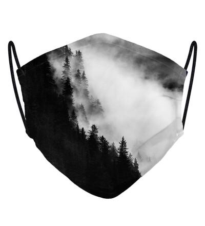 Dark Forest face mask