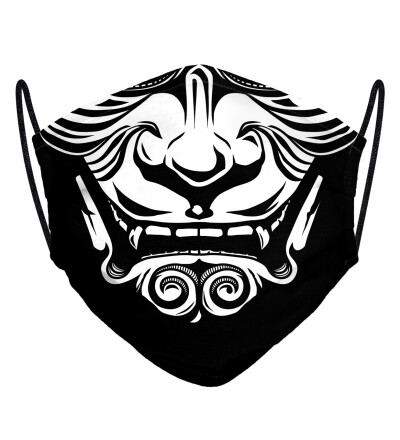 Japanese Demon face mask