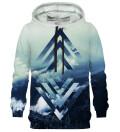Geometric Nature hoodie hoodie