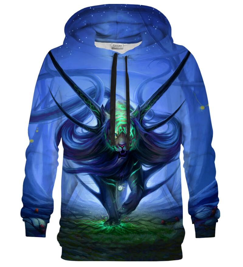 Bluza z kapturem God of Evanescence Night