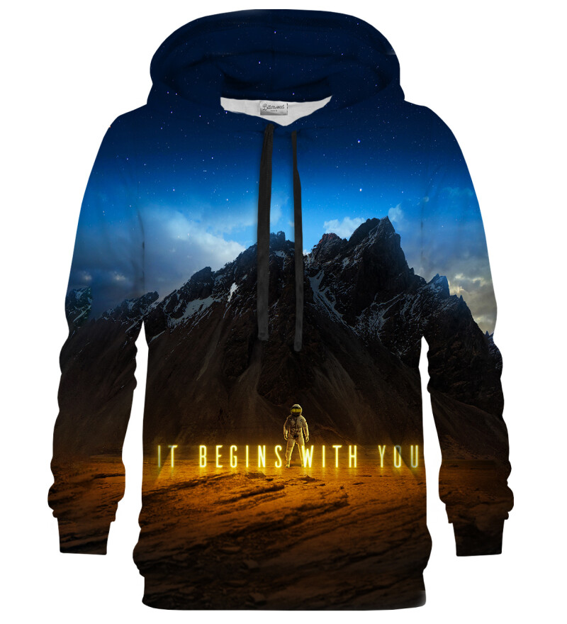 It Begins With You hoodie