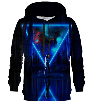 Bluza z kapturem Cosmic Walk