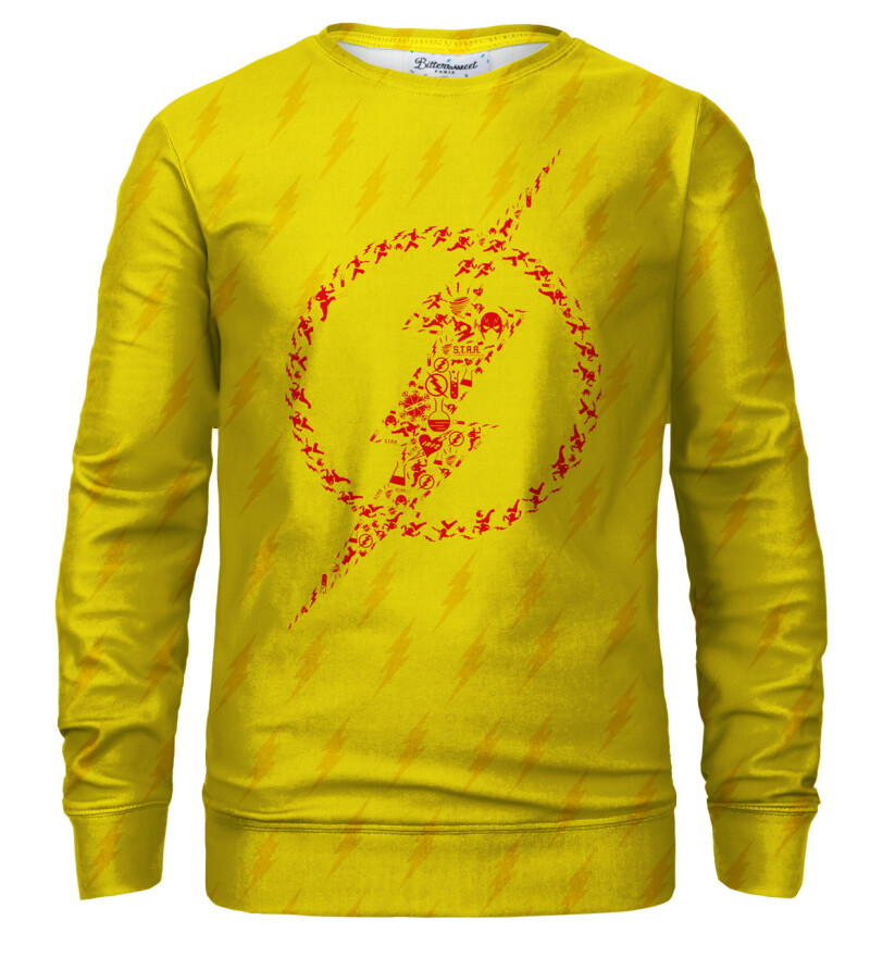 Flash logo sweatshirt
