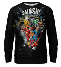 Smash them sweatshirt