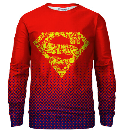 Bluza Superman logo
