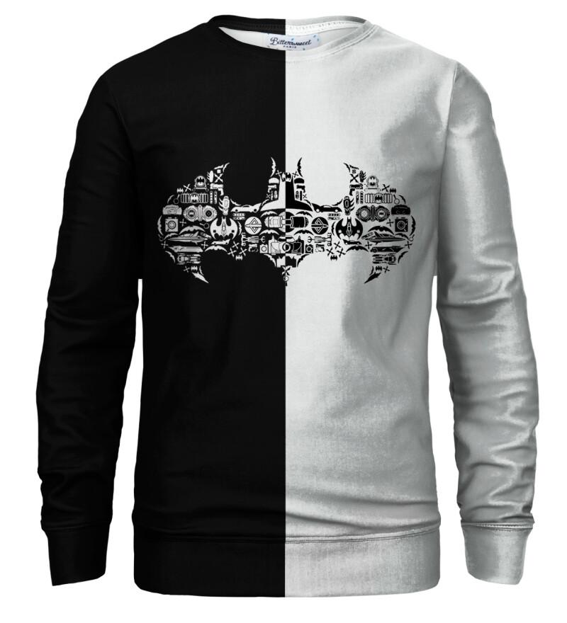 Batman logo sweatshirt