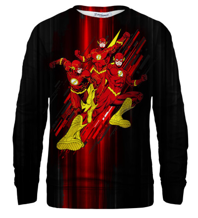 The Flash sweatshirt