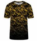 T-shirt JL logo pattern, Produkt na licencji Warner Bros. Pictures