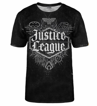 T-shirt Justice League Emblem