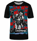 Die Laughing t-shirt