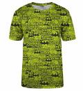 Justice League Pattern t-shirt