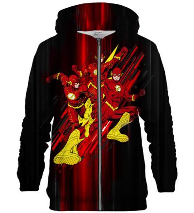 Bluza z zamkiem The Flash