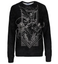Justice League Sketch womens sweatshirt