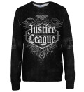 Justice League Emblem womens sweatshirt