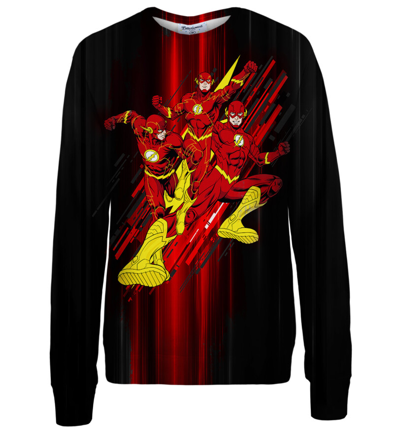The Flash womens sweatshirt