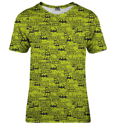 T-shirt damski Justice League Pattern