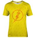 T-shirt damski Flash logo, Produkt na licencji Warner Bros. Pictures