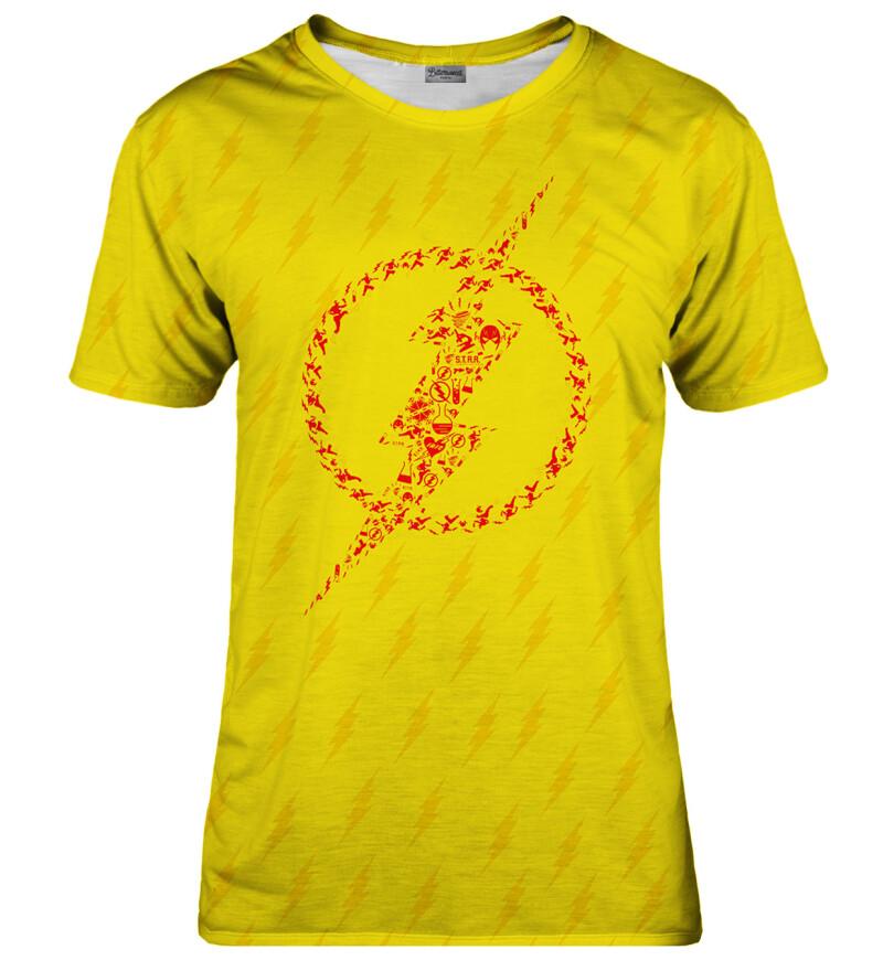 Flash logo womens t-shirt
