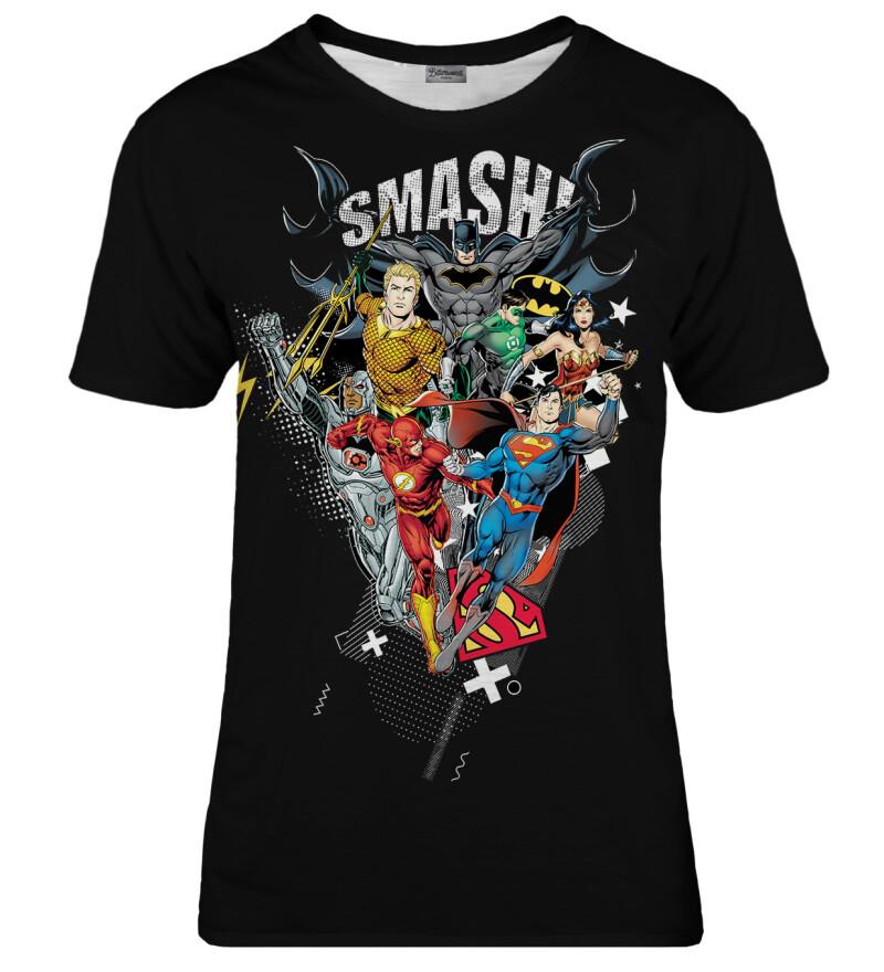 T-shirt damski Smash them