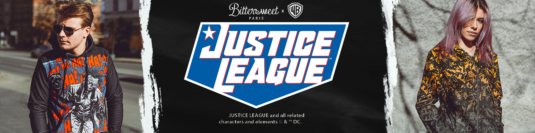 Justice League collection