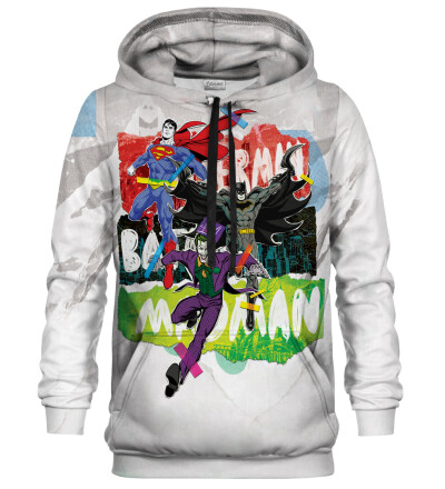 Good and Evil hoodie
