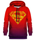 Bluza z kapturem Superman logo