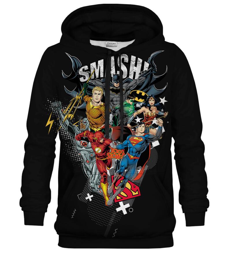 Smash them hoodie