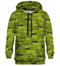 Justice League Pattern hoodie
