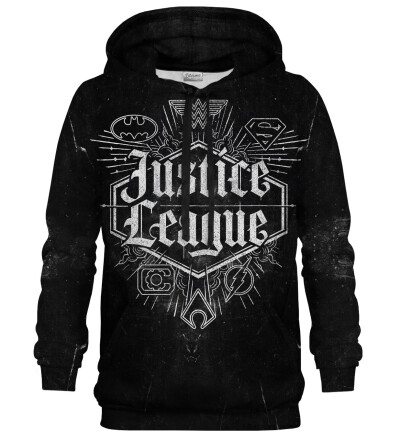 Bluza z kapturem Justice League Emblem