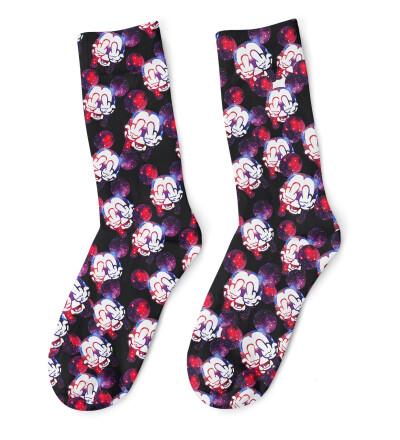 Black Rebels Socks