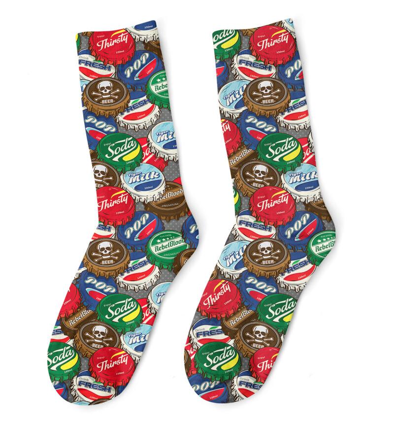 Caps Socks