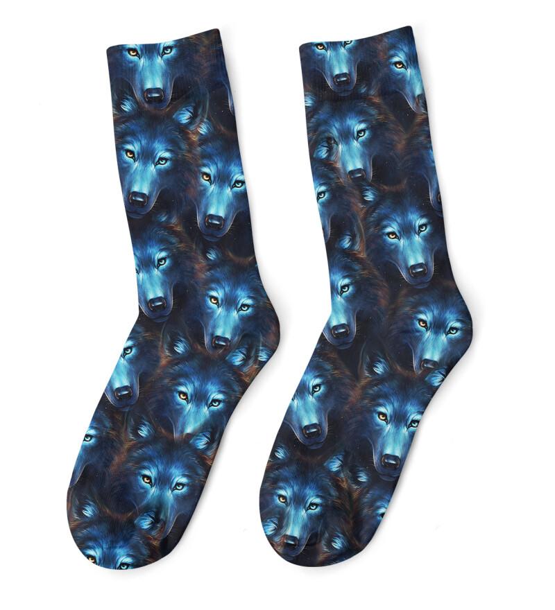 Dream Catcher Pattern Socks